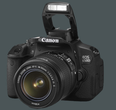 Canon EOS 650D (Digital Rebel T4i) gro�