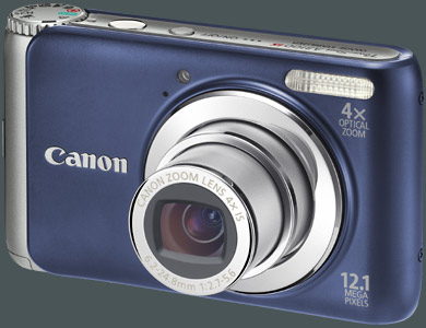 Canon PowerShot A3100 IS gro�