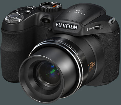 Fujifilm FinePix S2500HD Gross