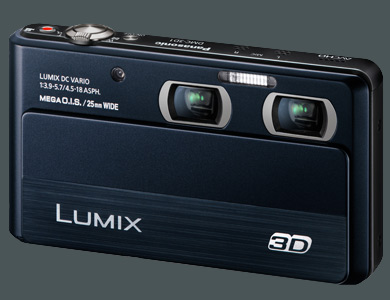 Panasonic Lumix DMC-3D1 gro�