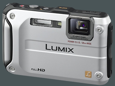 Panasonic Lumix DMC-TS3 (Lumix DMC-FT3) gro�