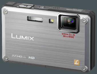 Panasonic Lumix DMC-TS1 (Lumix DMC-FT1) gro�