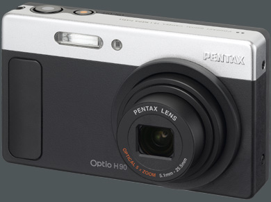 Pentax Optio H90 gro�