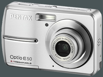 Pentax Optio E50 gro�
